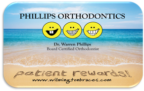 phillips orthodontics patient rewards